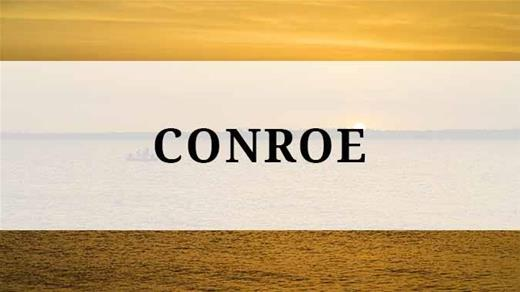 Conroe region