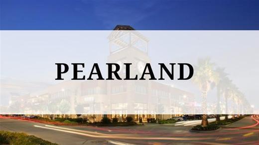 Pearland region - Pearland Town Center