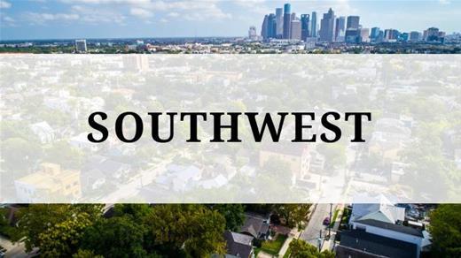 Southwest region - Southwest Houston