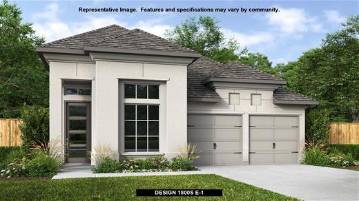 New Home Design, 1,800 sq. ft., 3 bed / 2.0 bath, 2-car garage