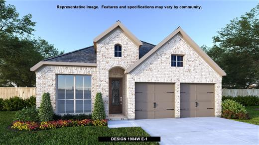 New Home Design, 1,984 sq. ft., 3 bed / 2.0 bath, 2-car garage