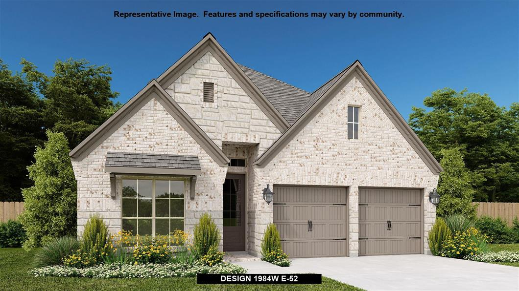 New Home Design, 1,984 sq. ft., 3 bed / 3.0 bath, 2-car garage