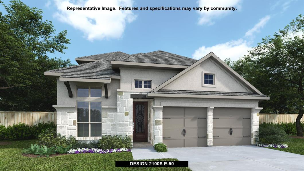 New Home Design, 2,351 sq. ft., 4 bed / 3.0 bath, 3-car garage