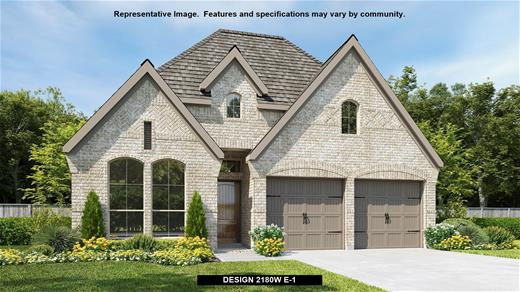 New Home Design, 2,180 sq. ft., 4 bed / 3.0 bath, 2-car garage