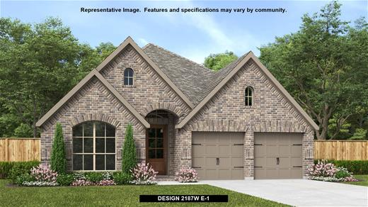 New Home Design, 2,187 sq. ft., 4 bed / 2.0 bath, 2-car garage