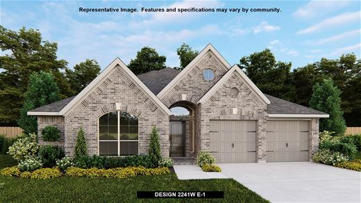 New Home Design, 2,241 sq. ft., 4 bed / 2.0 bath, 2-car garage