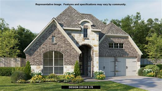New Home Design, 2,251 sq. ft., 3 bed / 2.0 bath, 3-car garage