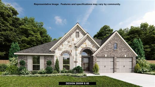 New Home Design, 2,888 sq. ft., 4 bed / 3.0 bath, 2-car garage