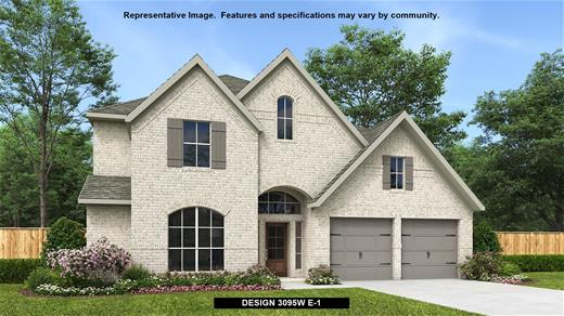 New Home Design, 3,351 sq. ft., 4 bed / 3.5 bath, 3-car garage