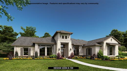New Home Design, 3,205 Sq. Ft., 4 Bed / 3.0 Bath,