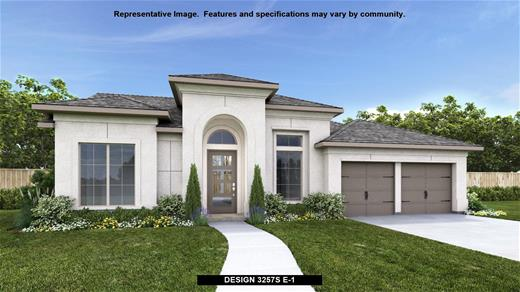 New Home Design, 3,257 sq. ft., 4 bed / 3.0 bath, 3-car garage