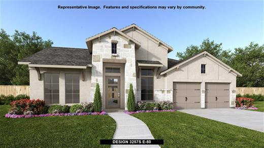 New Home Design, 3,257 sq. ft., 4 bed / 3.0 bath, 4-car garage