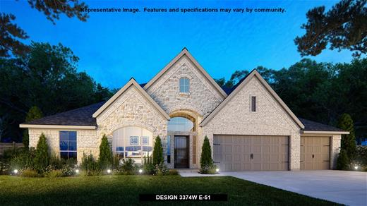 New Home Design, 3,433 sq. ft., 4 bed / 3.5 bath, 3-car garage