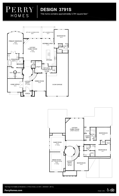 New Designs | New Homebuilders | Perry Homes