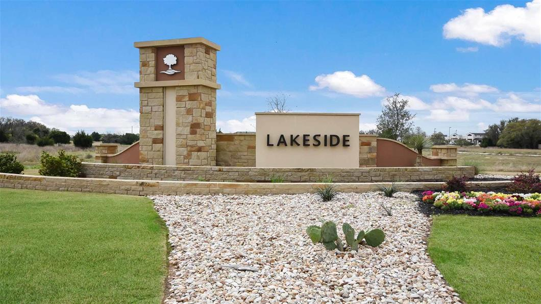 Lakeside at Lake Georgetown community image