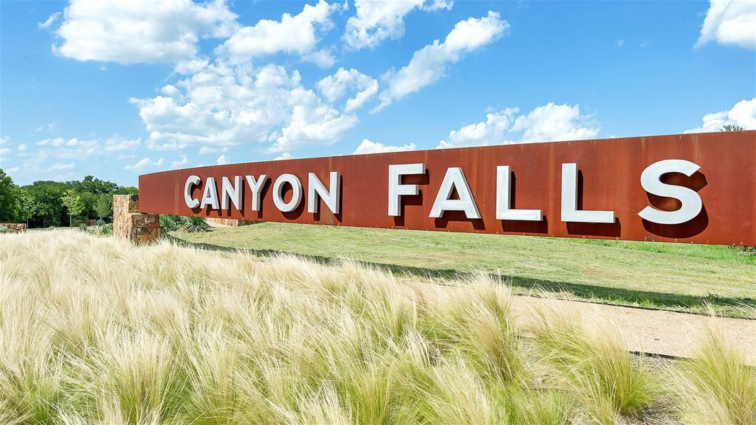 Canyon Falls - Now Available community image