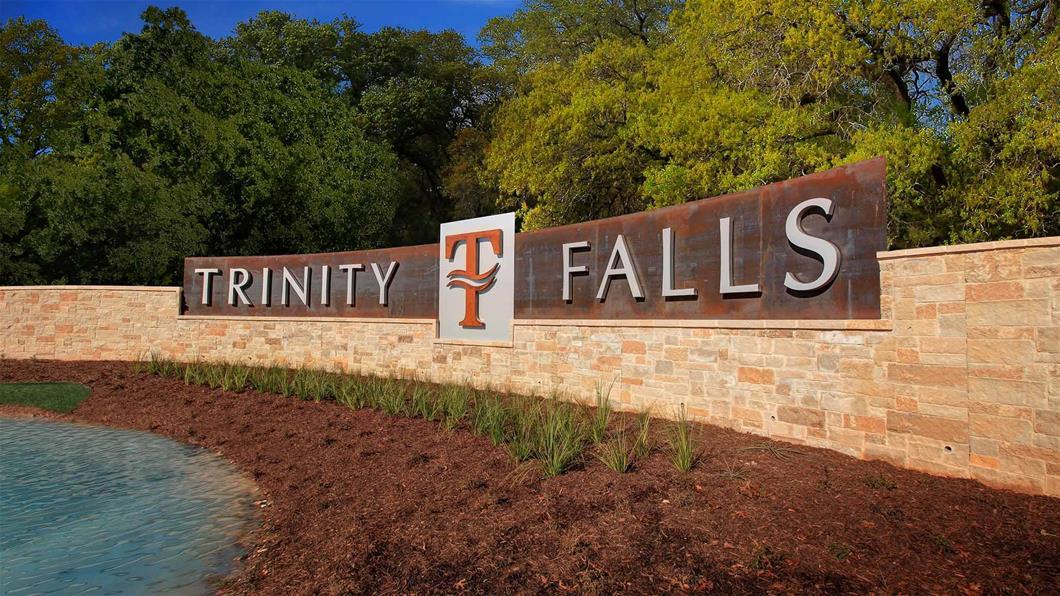Trinity Falls community image