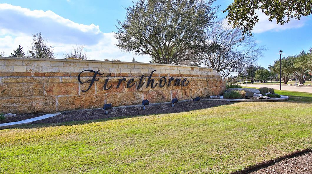 Firethorne - Now Open