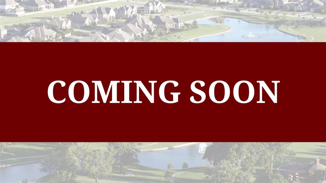 Friendswood Trails 55' - Coming Soon From the $s /                 Sq. Ft.