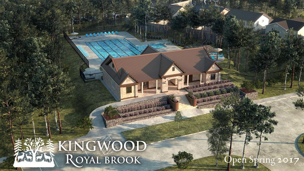 Kingwood - Royal Brook community image