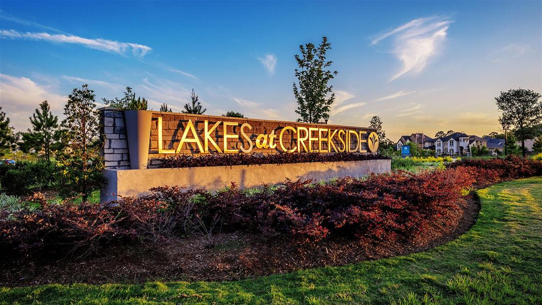 Lakes at Creekside 55' - Now Open From the $300s / 2,100 - 3,200 Sq. Ft.