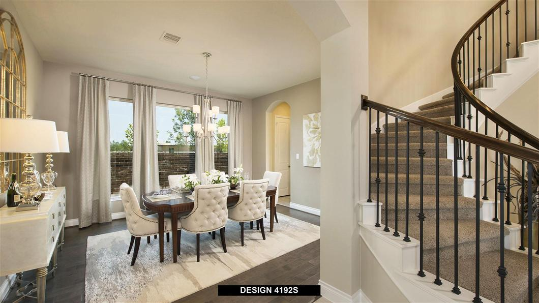 Perry Homes Photo Gallery For Design 4192s