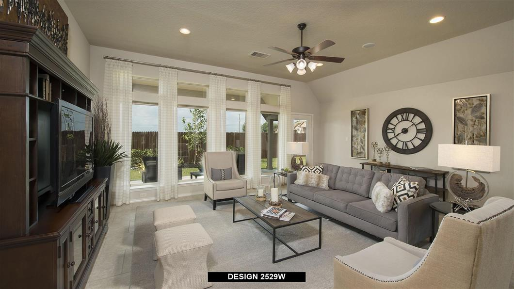 Perry Homes Photo Gallery For Design 2529w