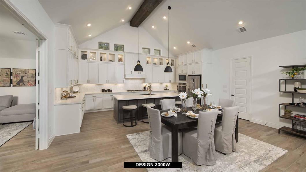 Model Home Design 3300W Interior