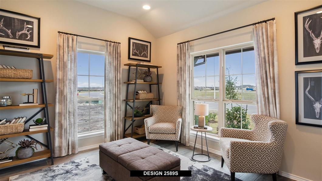 Model Home Design 2589S Interior