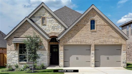 New Home Design, 1,950 sq. ft., 3 bed / 2.0 bath, 2-car garage
