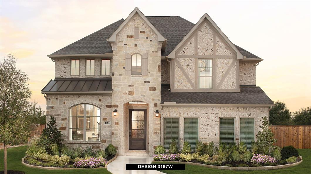 Canyon Falls Homes For Sale New Construction Perry Homes