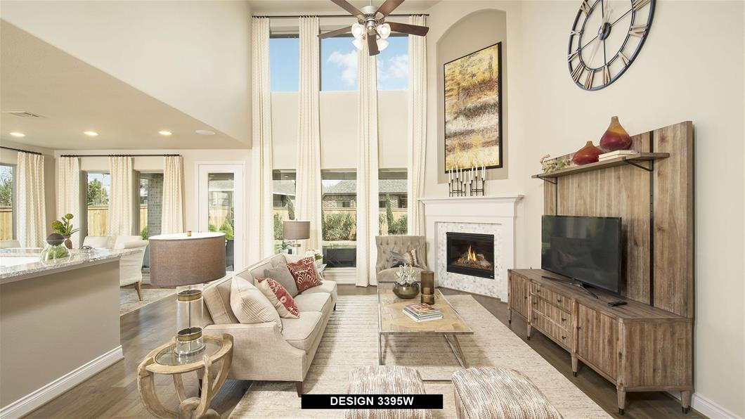 Bridgeland 55 39 New Construction Homes For Sale Perry Homes