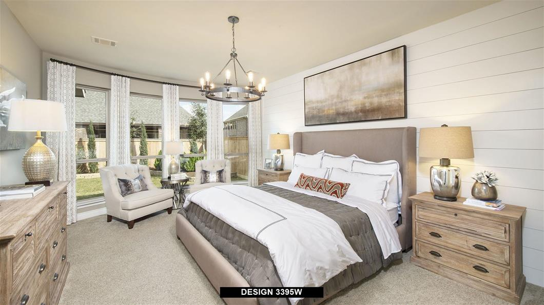 New Homes For Sale | Bridgeland 55\' | Perry Homes