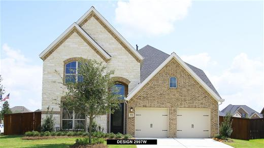 New Home Design, 2,997 sq. ft., 4 bed / 3.5 bath, 3-car garage