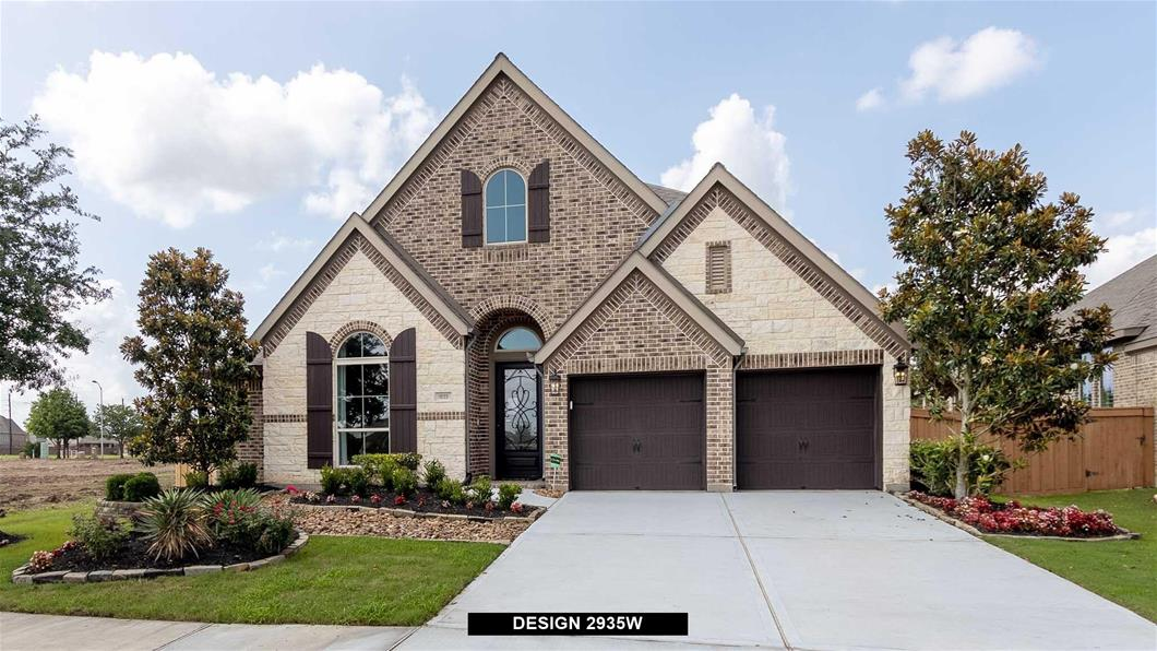 Aliana 55 New Construction Homes For Sale Perry Homes