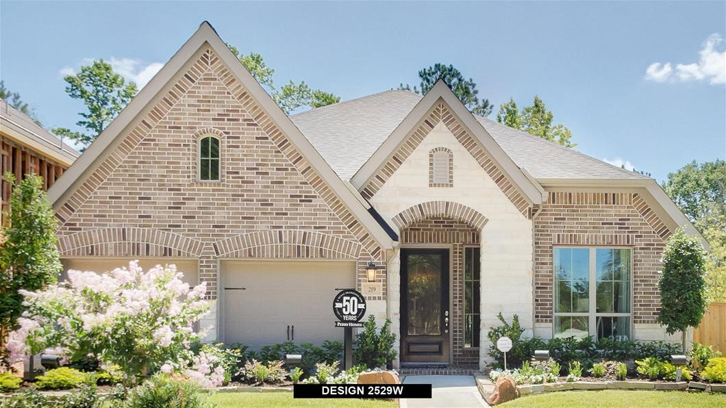 Woodforest 50' - Capriccio  From the $300s / 2,000 - 3,500 Sq. Ft.