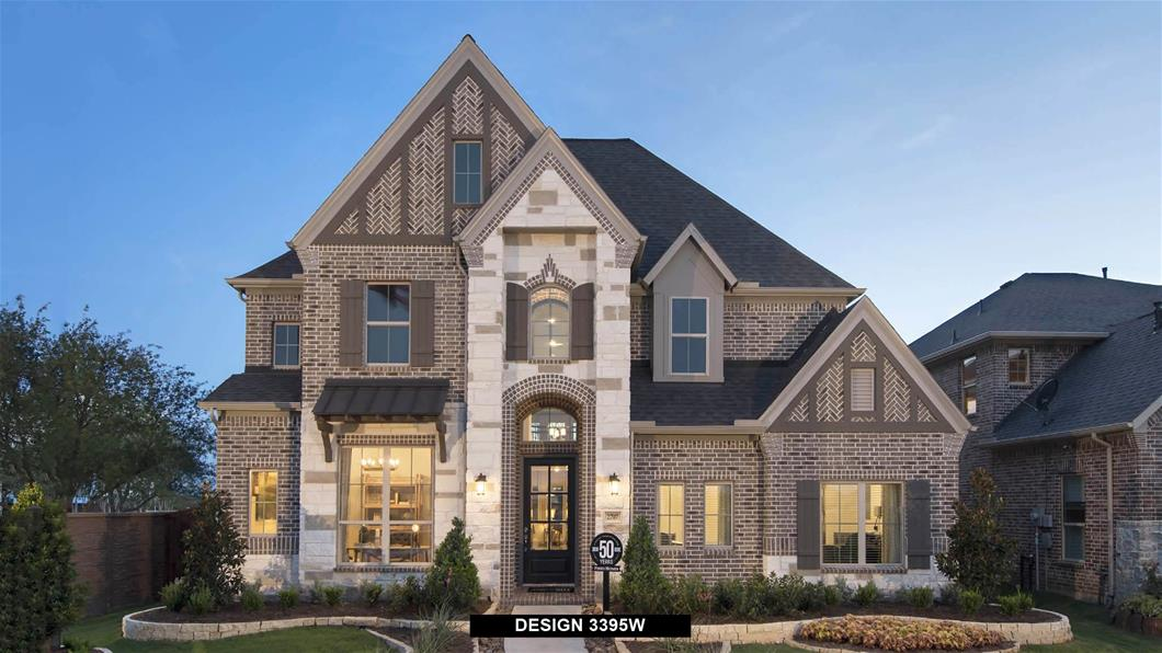 Cane Island 60 New Construction Homes For Sale Perry Homes