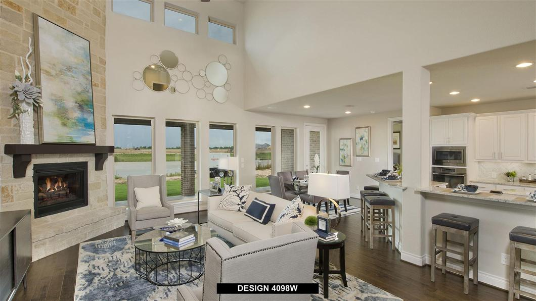 New Homes For Sale | Cross Creek Ranch 65\' | Perry Homes