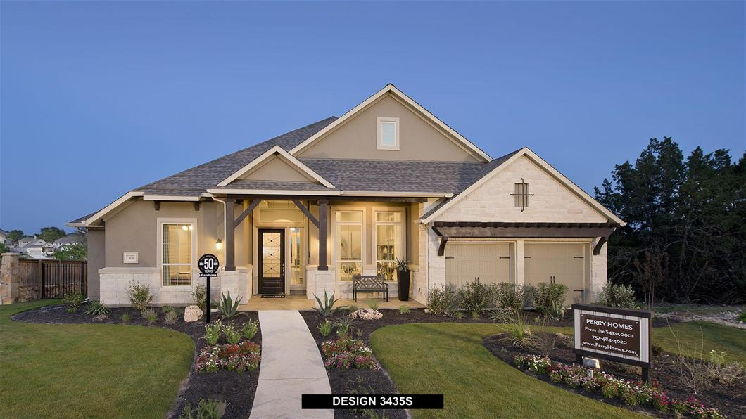 Rancho Sienna 70' - Now Open From the $420s / 2,800 - 4,200 Sq. Ft.