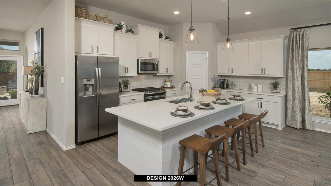 Model Home Design 2026W Interior