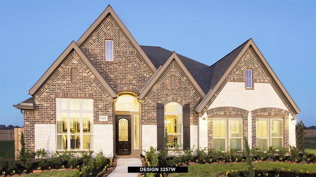 Southlake 60'  From the $320s / 2,500 - 4,700 Sq. Ft.