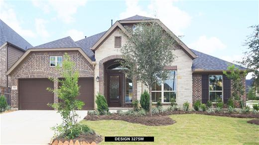 New Home Design, 3,275 sq. ft., 4 bed / 3.5 bath, 3-car garage