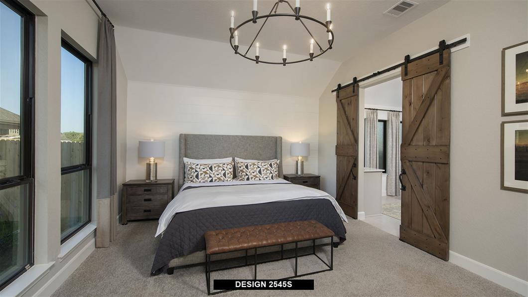 Model Home Design 2545S Interior