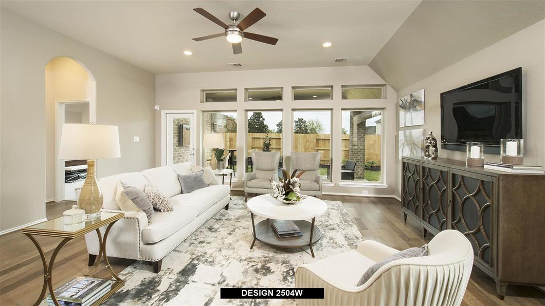 New Homes For Sale | Magnolia Creek 50\' | Perry Homes