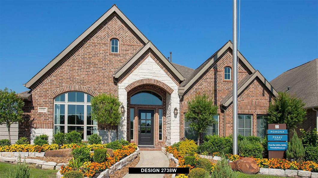 Pomona 55 39 New Construction Homes For Sale Perry Homes
