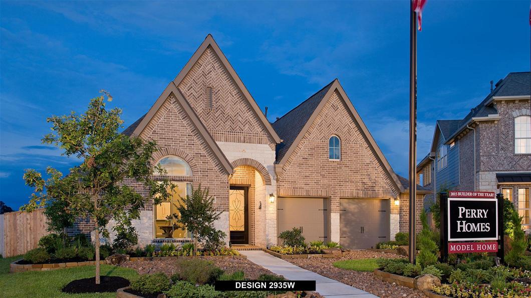 Kingwood - Royal Brook 55'  From the $310s / 2,200 - 3,300   Sq. Ft.