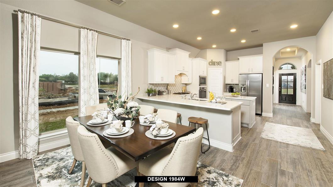 New Homes For Sale | Sienna Plantation 45\' | Perry Homes