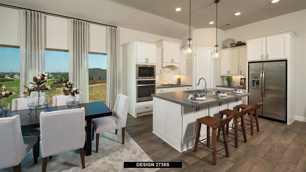 Model Home Design 2738S Interior