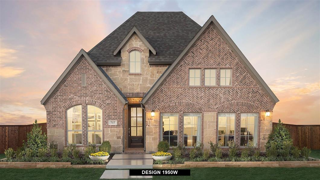 Trinity Falls 45' - Now Open From the $310s / 1,600 - 2,500   Sq. Ft.