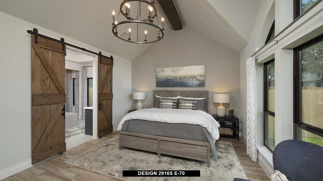 Model Home Design 2916S Interior